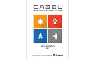 Cabel catalogo productos 2017