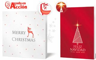 Campaña de Christmas Ayuda en Acción 2019