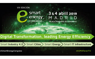 Lanzamiento smart energy congress 2019