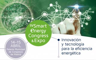 Telefónica patrocina el IV Smart Energy Congress