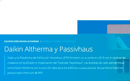 DAIKIN lanza un minisite para impulsar el estándar de construcción sostenible Passivhaus