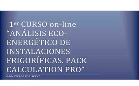 AEFYT lanza la versión online de su curso sobre análisis eco-energético Pack Calculation PRO