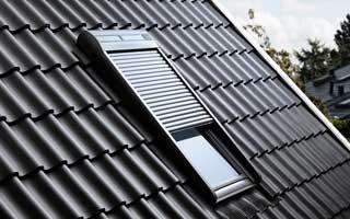 La persiana solar velux a sla del fr o y mejora la for Persianas velux precios