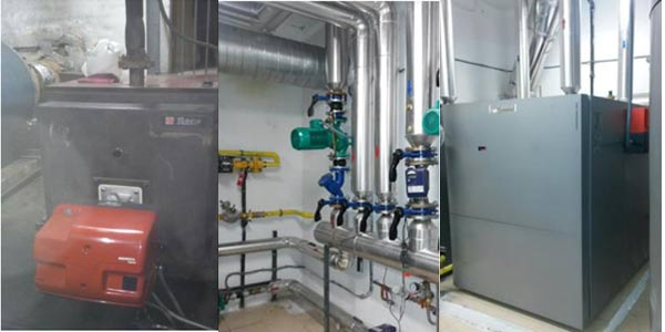 El gas como factor de eficiencia para ahorrar en for Como ahorrar en calefaccion de gas