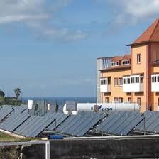 Captadores solares vaillant en la fundaci n hogar santa - Energia solar tenerife ...