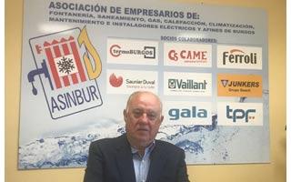 José Luis Corral presidente Asinbur