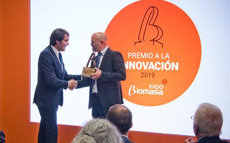 Doble Premio a la Innovación 2021 en bioenergía y gas renovable
