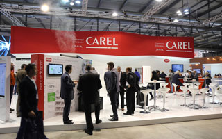 Carel stand en Chillventa