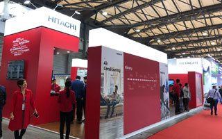 Hitachi china refrigeration 2019