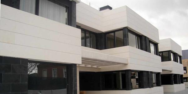 Instalaci n de geotermia para una promoci n de cinco - Proyectos casas unifamiliares ...