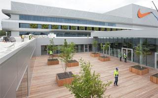 Anuncio Circunstancias imprevistas bombilla  El edificio 'Centro Distribución Nike' con Aerotermos Jaga gana el LEED  Gold Award - caloryfrio.com
