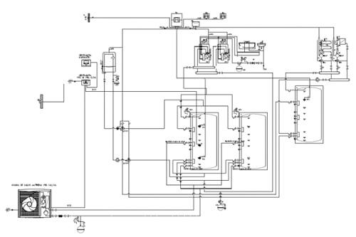 Cambio de caldera central de gas leo por aerotermia for Calefaccion por aerotermia