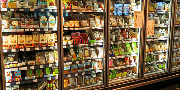 Instalaciones frio supermercado