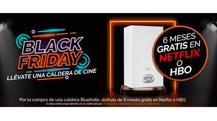 Black Friday Ferroli