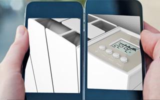 Kits control 3g wifi ducasa para emisores el ctricos - Emisores termicos electricos ...