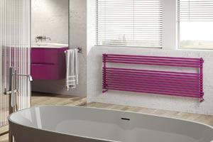 Radiador rigo confort y belleza para la calefacci n en el - Calefaccion bano ...