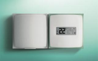 Nuevo termostato wifi de vaillant para regular la caldera for Termostato caldera wifi