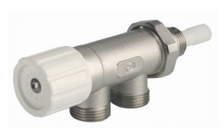V lvula termost tica monotubo para radiador standard - Valvula termostatica radiador ...