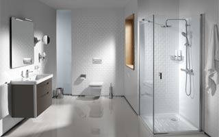 Inodoros bid s ba eras y platos de ducha o lavabos - Duchas de bano roca ...