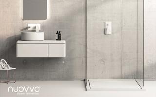 Nuovvo® amplía su oferta comercial en 2017 con mamparas, platos de ...