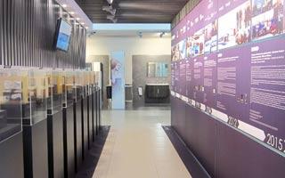 Royo Group organiza una exposición con la evolución del mueble en el ...