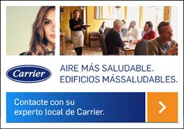 Carrier AA banner derecho aire acondicionado noviembre 2020