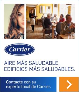 Carrier AA banner superior derecho construcción sostenible enero 2021
