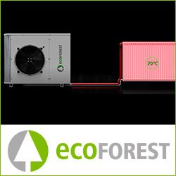 Ecoforest noticia destacada aerotermia noviembre 2020