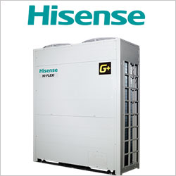 Hisense noticia destacada aire comercial abril 2020