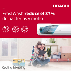 Hitachi noticia destacada aire domestico abril 2020