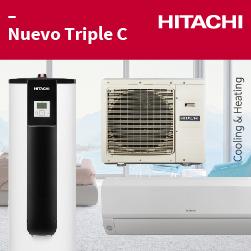 Hitachi noticia destacada bomba de calor septiembre 2020