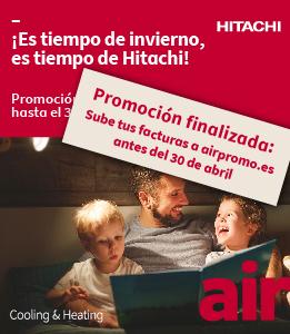 Hitachi banner superior derecho home marzo 2020