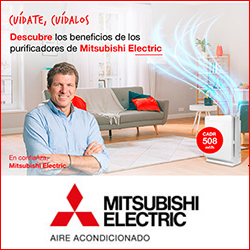 Mitsubishi electric noticia destacada aire diciembre 2020