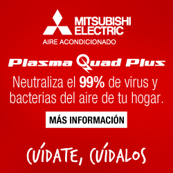 Mitsubishi electric noticia destacada aire acondicionado mayo 2020