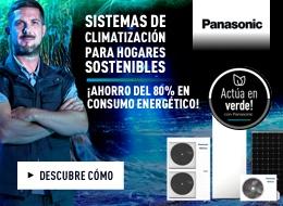 Panasonic europa clima banner derecho bomba de calor julio 2020