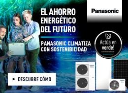 Panasonic Europa Clima banner derecho construcción sostenible mayo 2020