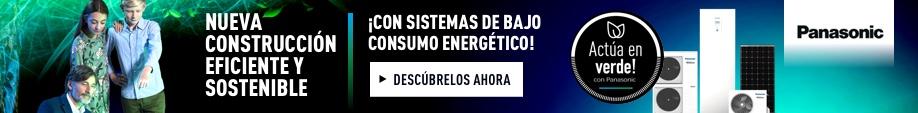 Panasonic europa banner cierre bomba de calor junio 2020