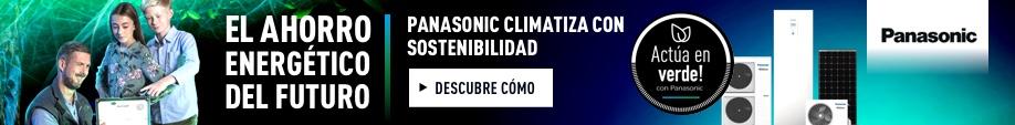 Panasonic europa clima banner izquierdo aerotermia mayo 2020