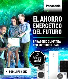 Panasonic Europa clima banner superior derecho construccion sostenible julilo 2020