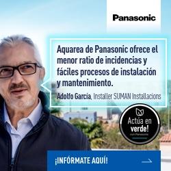 Panasonic Aquarea noticia destacada bomba de calor marzo 2021