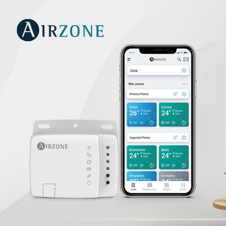 Airzone noticia destacada regulación y control mayo 2021