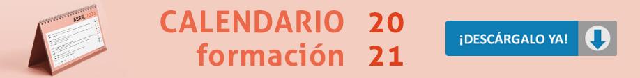 Caloryfrio banner cierre refrigeración marzo 2021 calendario formación marzo