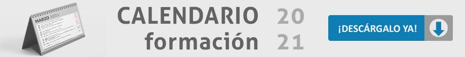 Caloryfrio banner cierre aire acondicionado marzo 2021 calendario formación marzo