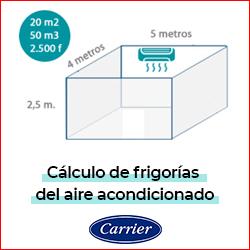 Caloryfrio noticia destacada aire acondicionado septiembre 2021 carrier