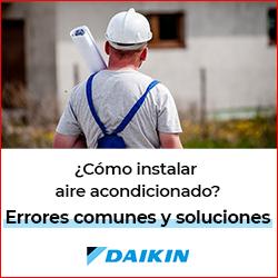 Caloryfrio noticia destacada aire doméstico octubre 2021 instalar daikin