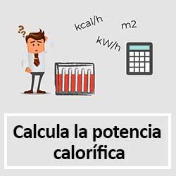 Caloryfrio Noticia Destacada Calefacción Febrero 2020 Calcular potencia calorífica