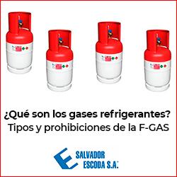 Caloryfrio noticia destacada refrigeración septiembre 2021 gases refrigerantes