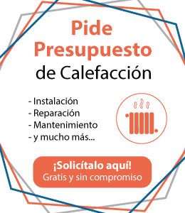 Caloryfrio banner superior derecho radiadores septiembre 2020 pide presupuesto calefacción