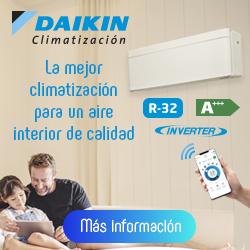 Daikin noticia destacada aire doméstico julio 2021
