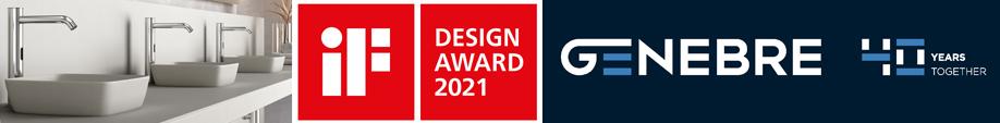 Genebre Design Award 2021
